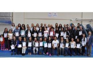 Lüleburgaz'da IAAF Çocuk Atletizmi Projesi'ne büyük ilgi