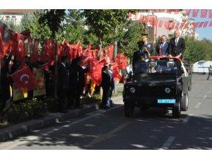 Güneydoğu Anadolu'da Cumhuriyet Bayramı coşkusu