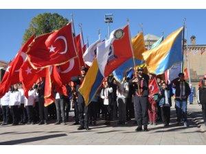 Bitlis'te 29 Ekim Cumhuriyet Bayramı coşkusu