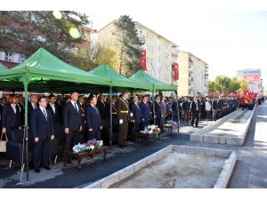 Muş'ta 29 Ekim Cumhuriyet Bayramı coşkusu