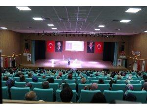 Kumluca'da Kişisel Eğitim Semineri