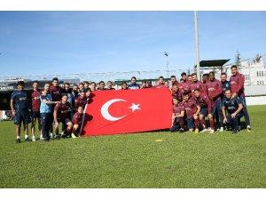 Trabzonspor'da kupa mesaisi başladı