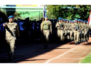 29 Ekim Cumhuriyet Bayramı Giresun'da coşkuyla kutlandı