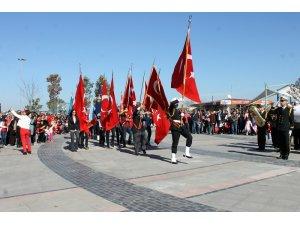 Cumhuriyet Bayramı Yalova'da coşkuyla kutlandı