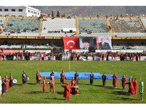 Muğla'da 'Cumhuriyet' coşkusu