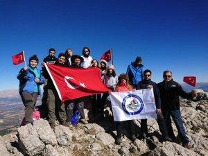 ETUDOSD'tan Cumhuriyet Tırmanışı