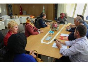 Meram'da 'Halk Günleri Buluşmaları'na yoğun ilgi