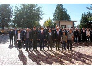 Elbeyli ilçesinde 29 Ekim Cumhuriyet bayramı etkinlikleri