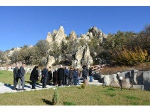 Bitlis- Tatvan Sorgun Kışlası Tertipleri Kızılcahamam'da buluştu