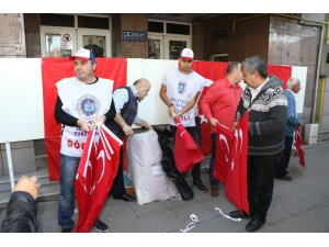 Zonguldak'ta 29 Ekim coşkusu