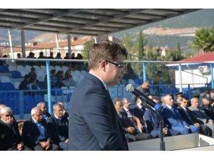 Nurdağı'nda 29 Ekim Cumhuriyet Bayramı