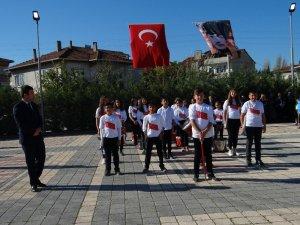 Gölpazarı'nda 29 Ekim Cumhuriyet Bayramı kutlandı