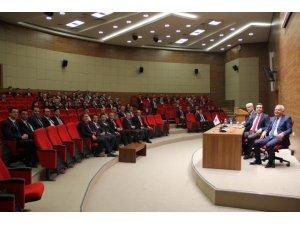 """VDK Başkan Yardımcısı Ferit Taş: """"Vergi müfettişi kökenli olmaktan gurur duyuyorum"""""""
