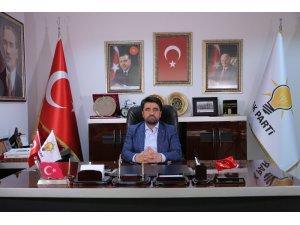 """Ercik: """"Cumhuriyet Ulu Önder Atatürk önderliğinde kazanılmış bir eserdir"""""""