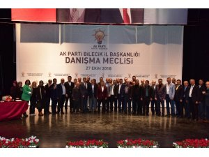 Bilecik'te AK Parti'nin hedefi 11'de 11 belediye