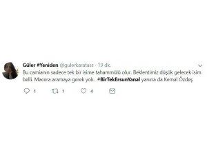 Fenerbahçeli taraftarlardan Ersun Yanal için kampanya