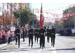 Cumhuriyet Bayramı'nın 95. yılı Çorlu'da kutlandı