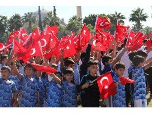 Adana Demirspor'dan Futbol Şenliği