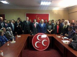Mehmet Özmen MHP'den Melikgazi Belediyesi aday adayı olduğunu açıkladı