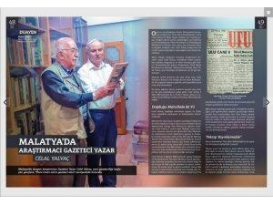Malatya'nın hafızası gazeteci Celal Yalvaç