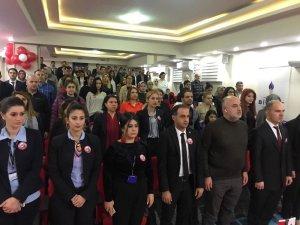 Cumhuriyetin 95. yıl dönümü Bilnet Diyarbakır Okulunda coşku ile kutlandı