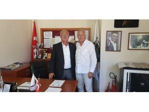 Çeşme Belediyespor'un yeni teknik direktörü belli oldu