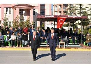 İnönü'de 29 Ekim Cumhuriyet Bayramı coşkusu