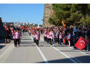 Sinop'ta Cumhuriyet Bayramı