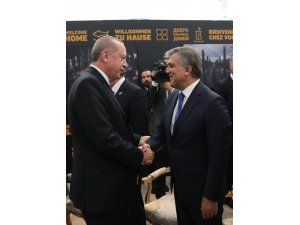 İstanbul Yeni Havalimanı'nın açılışına lider akını