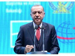 """Cumhurbaşkanı Erdoğan: """"Yeni havalimanın adı İstanbul"""""""