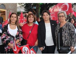 Sakarya'da Cumhuriyet coşkusu yürüyüşle kutlandı
