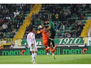 Spor Toto Süper Lig: Akhisarspor: 1 - Göztepe: 0 (Maç sonucu)