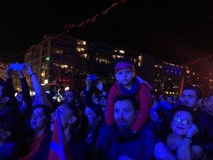 Cumhuriyet'in 95. yılı kutlamalarına İzmir'de görkemli final