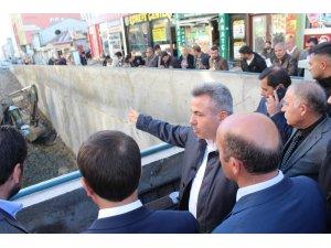 Ağrı'da Dörtyol Kavşağı trafiğe açıldı
