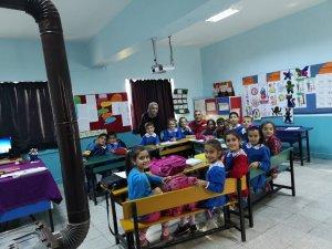 Erzincan'da öğrencilere deprem bilinçlendirme semineri
