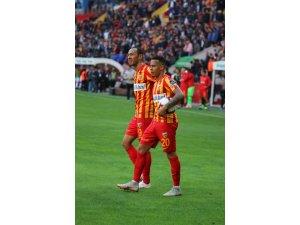 Kayserispor'da en golcü oyuncu Chery