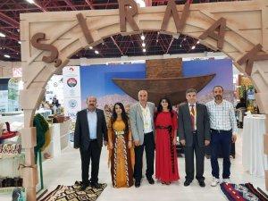 Antalya'da Şırnak standına yoğun ilgi
