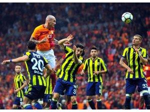 Kasımda 29. Galatasaray - Fenerbahçe derbisi