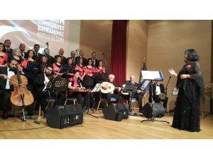 'Atatürk ve Cumhuriyet' konseri