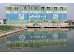 ADASU HES 5 yılda 37 milyonluk elektrik üretti