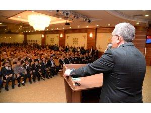 Pursaklar'da Cumhuriyet Bayramı coşkuyla kutlandı