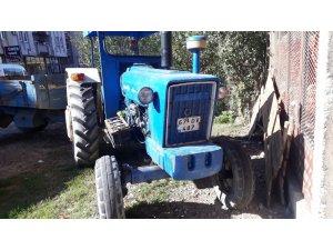 Hiç gitmediği traktörüyle İstanbul'da trafik cezası yedi