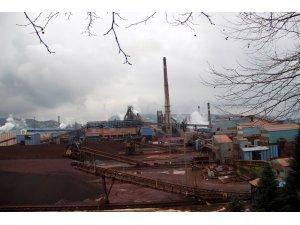 Fabrikada 8 kişi gazdan etkilendi