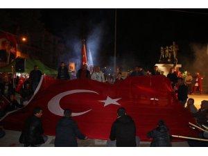 Çivril'de 29 Ekim Cumhuriyet Bayramı coşkusu yaşandı