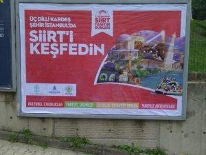 """İstanbul'da """"5.Geleneksel Siirt Tanıtım Günleri"""" başlıyor"""