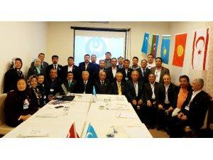 Doğu Türkistanlılar cumhurbaşkanını Muğla'da seçti