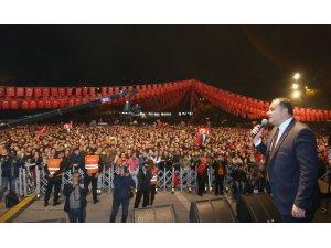 Çankaya'da Cumhuriyet coşkusu