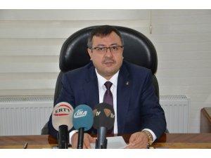 Malatya'da Büyükşehir Belediyesine ilk aday