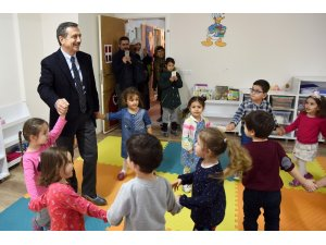 Güz Dönemi Çocuk Kursları devam ediyor