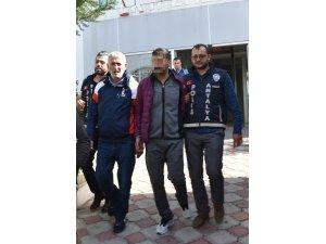 Antalya'da silahla yaralama şüphelileri yakalandı